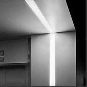Accolade 5 2 ft. X 4 ft. T5 Fluorescent Flat L Pattern Recessed Fixture