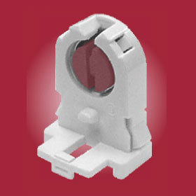 T8 T10 T12 Instant Start Rotary Locking Lampholder