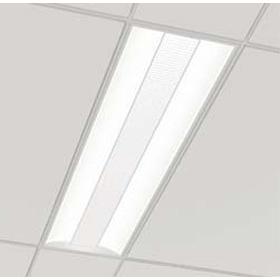 DIA VL Optic 1 x 4 ft. T8 Fluorescent Recessed Luminaire
