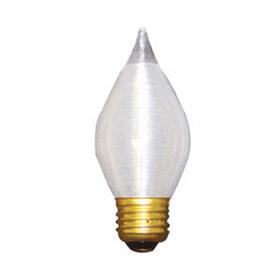 25C15S Spunlite 25W Satin C15 Bulb