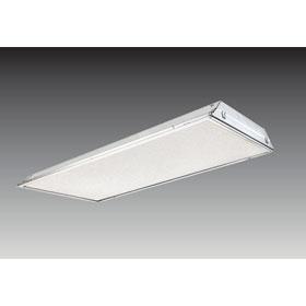 REPR 2 x 4 4-Lamp 32W T8 Fluorescent Recessed Troffer