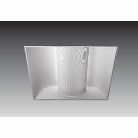 TDCW Series 2 X 4 2-Lamp 54W T5HO Fluorescent Recessed Direct/Indirect Fixture 120V, EM