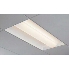 Arioso Essence 2 x 4 T5 Fluorescent Recessed Direct/Indirect Luminaire