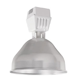 HBO 17 in. 400W Open High Bay Aluminum Reflector Fixture 120/277V