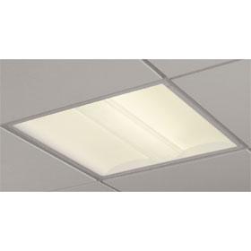 Arioso Essence 2 x 2 2-Lamp 14W T5 Fluorescent Recessed Direct/Indirect Luminaire