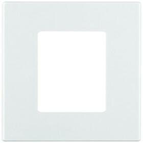 Douglas Elan Decora Plastic Switch Plate 1gang
