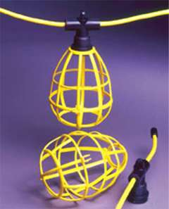 DLITES Cordlyte 100 ft. Yellow String Lights