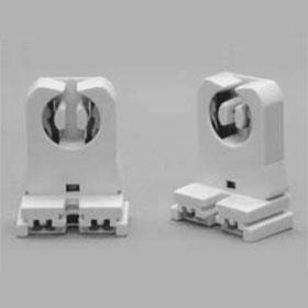 Solid Shoulder Standard Low Profile Turn Type Lampholder