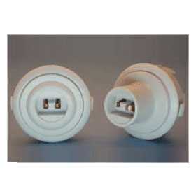 High Output 800mA-1500mA Plunger End Snap-In Lampholder