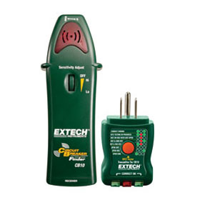 CB10 AC Circuit Breaker Finder and Receptacle Tester