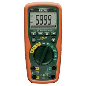 EX520 True RMS Digital Multimeter