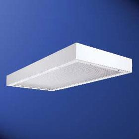 CFS 2 x 4 4-Lamp 54W T5HO Fluorescent Cleanroom Troffer 120-277V