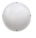 TR15 15IN Round Terrapin Compact Fluorescent Incandescent Vandal Resistant