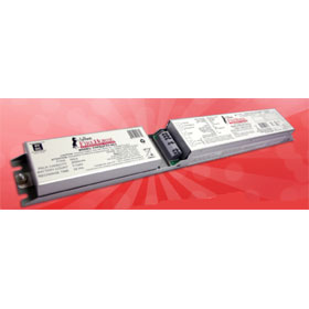Patented Combo AC Electronic / Emergency Ballast