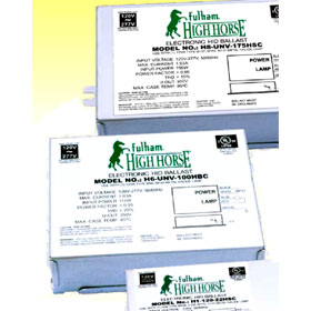 High Horse 100W EHID Metal Halide Electronic Ballast 120-277V, Side Leads