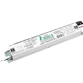 Work Horse 3 Specifier Grade Fluorescent In-Fixture T8 IS Electronic Ballast 120-277V