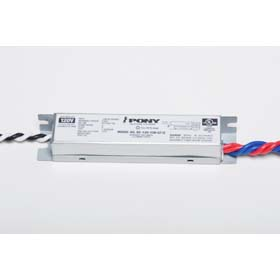 PONY F17/25 T8XL Fluorescent RS Electronic Ballast 120V