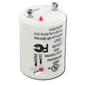 26W GU24 Ballast Adapter