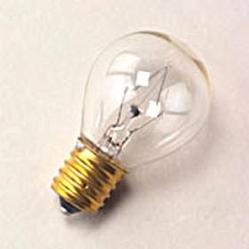 10W 130V Clear S11 Incandescent Bulb 10S11CL