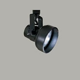 L1820 Power-Trac Black 50W PAR20, 75W PAR16 Studio Track Head