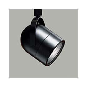 Power-Trac L855 150W PAR38 Black Roundback Cylinder Track Head
