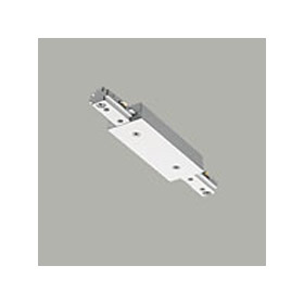 L903 White Straight Connector