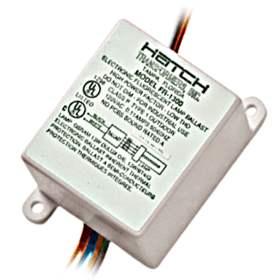 FR2600L One Lamp 26W CFL Electronic Ballast