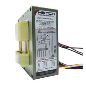 250W HPS Magnetic Ballast Kit 120-480V