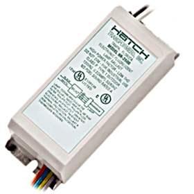 HR1300 HR Low Profile One Lamp 13W 4-pin CFL Hardwire Ballast 120V