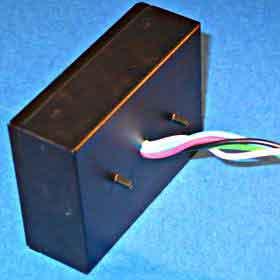 70W Metal Halide Electronic Ballast, Side Leads