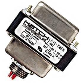 LS-50EN 50W 12V Low Voltage Magnetic Transformer