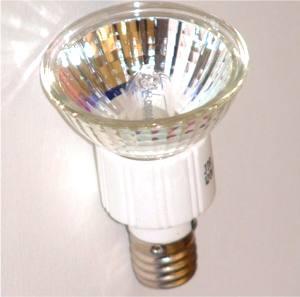 JDR-9137 75W 120V Halogen E17 Lamp