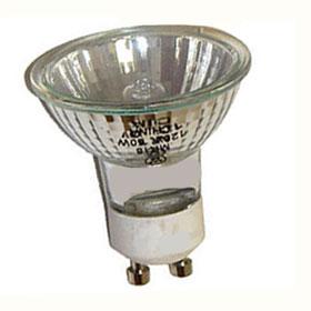 50W 120V Frosted Covered JDR Halogen Aluminum Reflector Bulb
