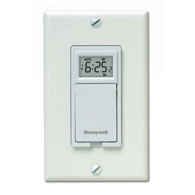 PLS Light Almond 7-Day 500W Timer Switch