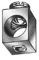 Aluminum Box Connector AL/CU Conductors 2/0-14 AWG