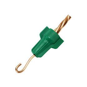WGR-1 W-CAP Green Grounding Connector