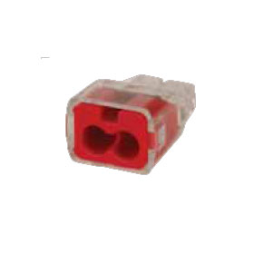 30-1032 In-Sure 2-Port Push-In Wire Connector