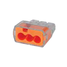 30-1033 In-Sure 3-Port Push-In Wire Connector