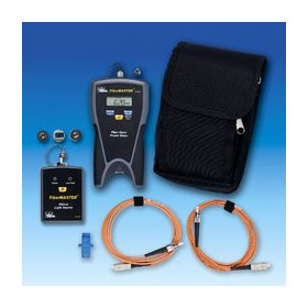 FiberMASTER Fiber Optic Test Kit