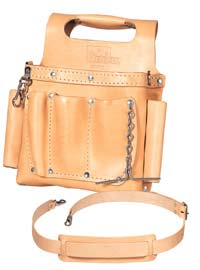 Tuff-Tote Tool Pouch, Std. Leather