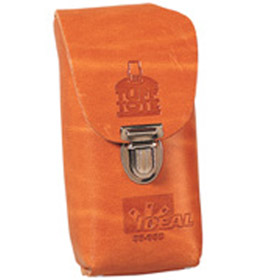 T35-958 uff-Tote Cell Phone Pouch Prem. Leather