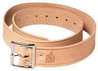 35-316 Buckle Belt Standard. Leather