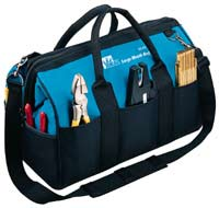 35-418 Large Mouth 16 in. Tool Bag