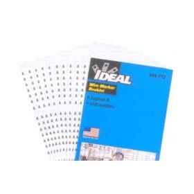 44-103 Wire Marker Booklets Legend 1-45