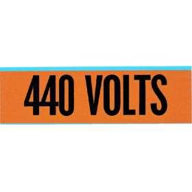 44-295 Wire Marker Cards 120/208V
