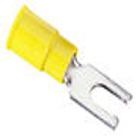 83-7081 Snap Spade Vinyl Insulated 12-10 AWG No.8 Stud