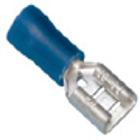 83-9581 Vinyl Insulated Female Disconnect 16-14 AWG