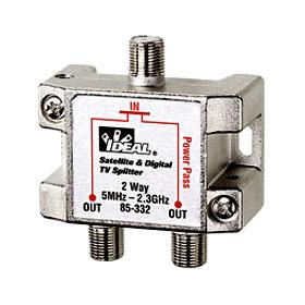 85-332 2.3 GHz Splitter 2-way
