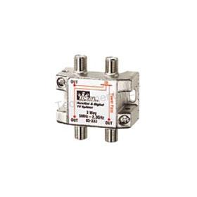 85-333 3-Way Splitter 5MHz-2.3GHz