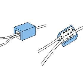 85-900 UB-I IDC CONNECTOR